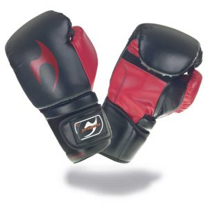 Ju-Sports Boxhandschuh Sparring Solid Basic