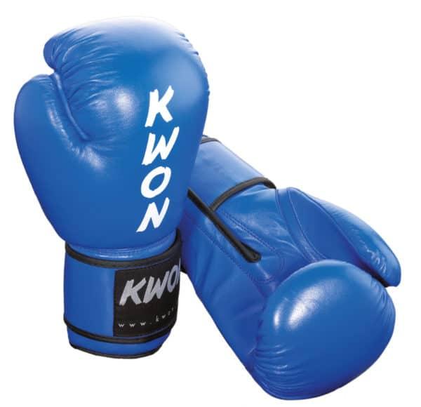 KWON Boxhandschuh Ergo Champ Blau