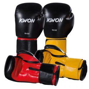 Kampfsport Ausrüstung Kwon Boxhandschuhe Knocking