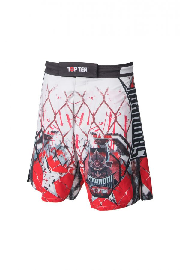 Top Ten MMA Shorts Samurai Design I