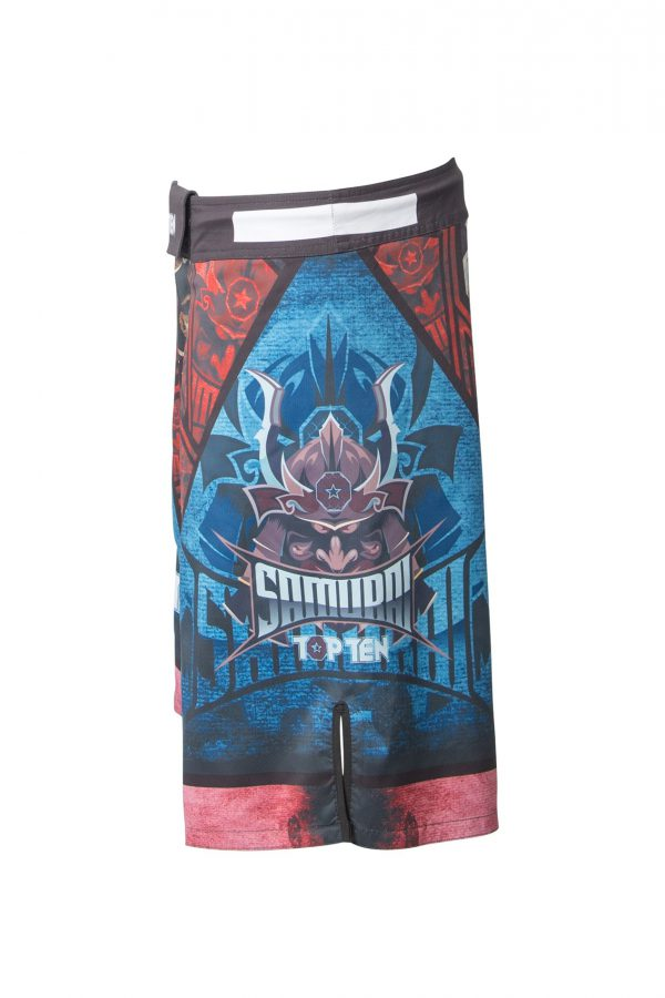 Top Ten MMA Shorts Samurai Design II