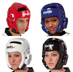 Kwon Kopfschützer PU CE