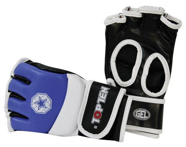 Top Ten MMA Amateur Competition Gloves Blau