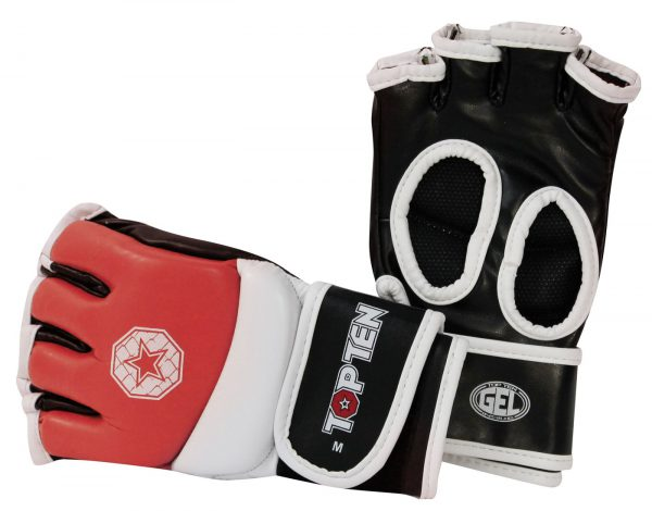 Top Ten MMA Amateur Competition Gloves Rot