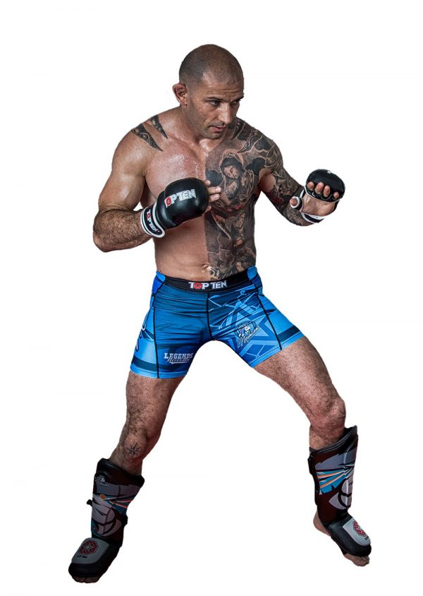 Top Ten MMA Compression Shorts Mohicans