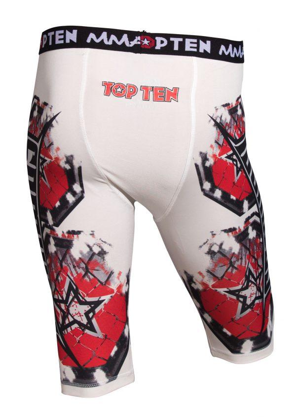 Top Ten MMA Compression Shorts Samurai Design I