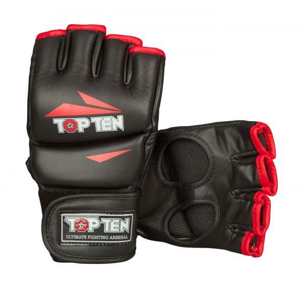 Top Ten MMA Ultimate Fight Gloves Triangle