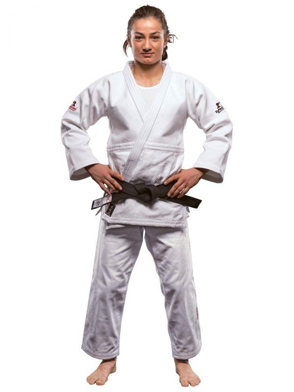 Danrho Judogi Ultimate 750 IFJ Weiß