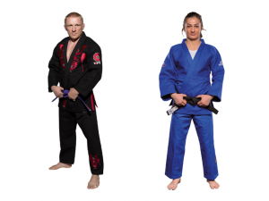 Kampfsportanzüge-Kategorie