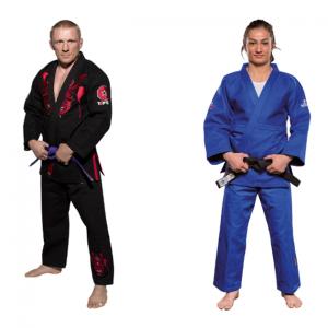 Kampfsportanzüge