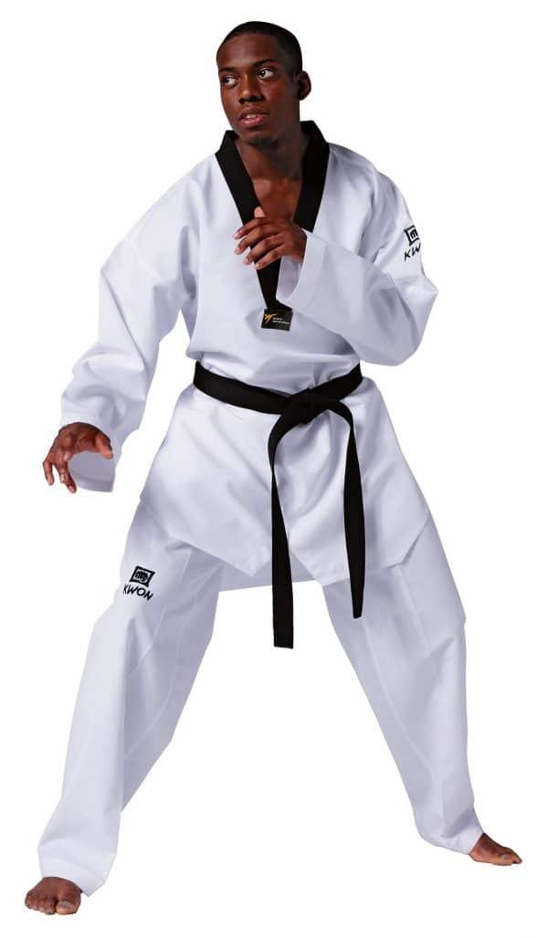 Kwon Taekwondo Anzug Revolution WT rec