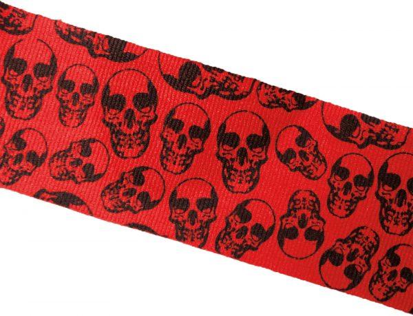 Legion Octagon Boxbandagen Skull Rot
