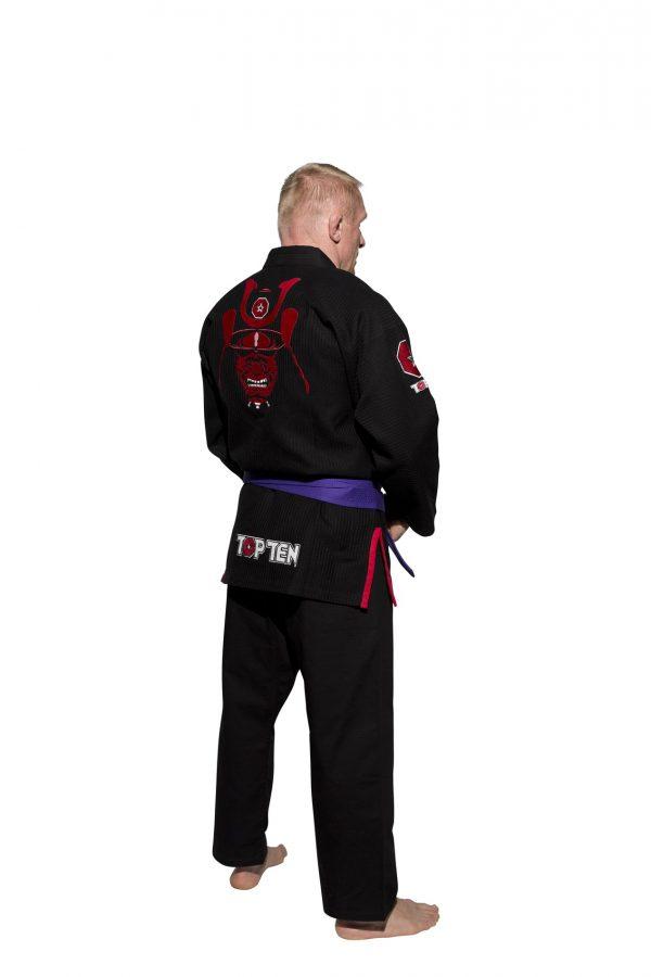 Top Ten Brazilian Jiu Jitsu Anzug Samurai