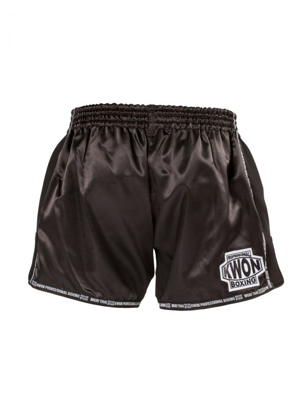 Kwon muay thai box shorts evolution