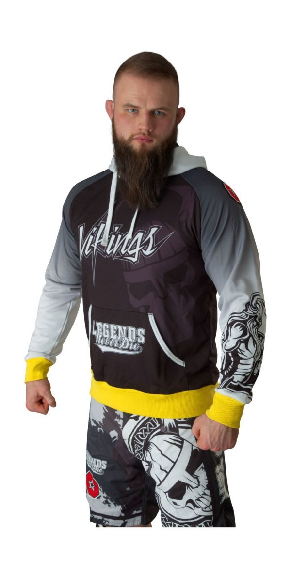 Top Ten Hoodie Vikings