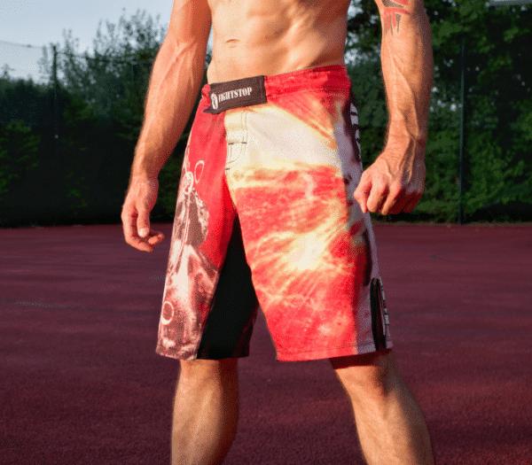 Mars Warrior MMA Shorts
