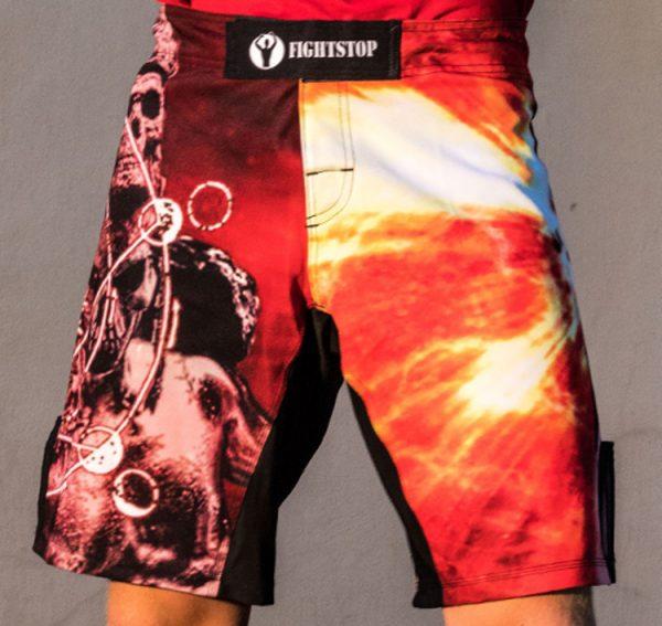 Mars Warrior MMA Shorts 1