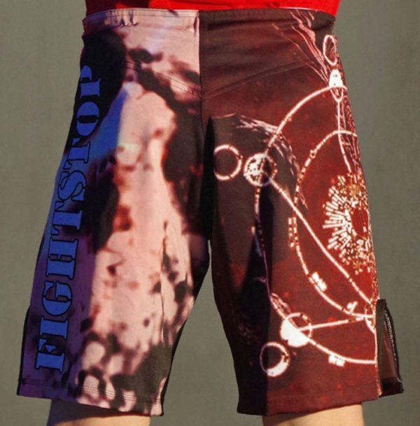 Mars Warrior MMA Shorts 4