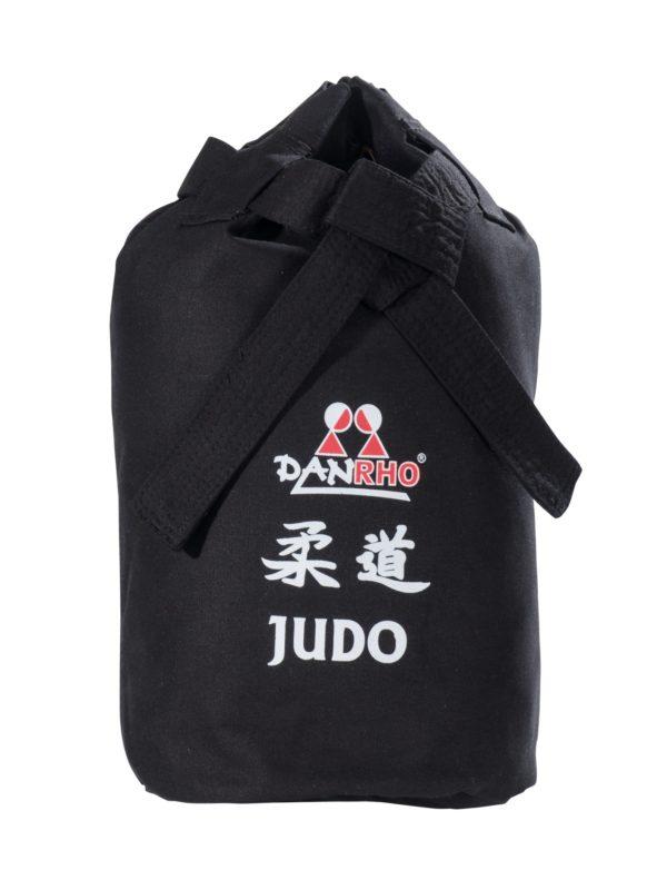 Danrho Dojo Line Canvas Tasche Judo Schwarz