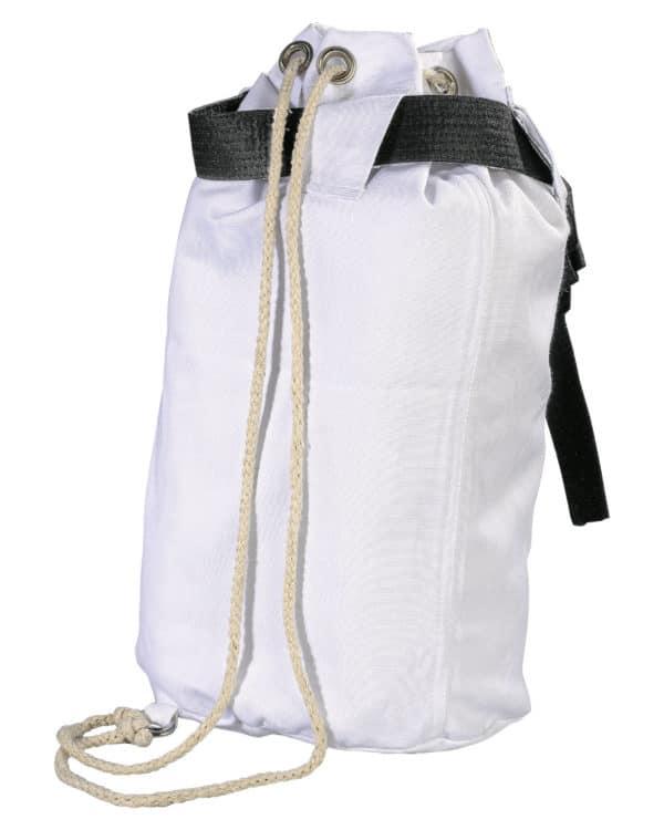 Danrho Dojo Line Canvas Tasche Judo Weiß