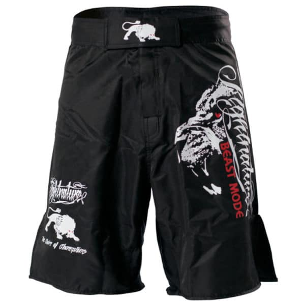 Fightnature MMA Shorts Beast Mode