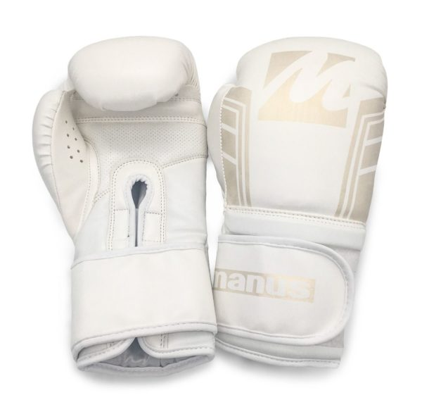 Manus Boxhandschuhe Pearl White
