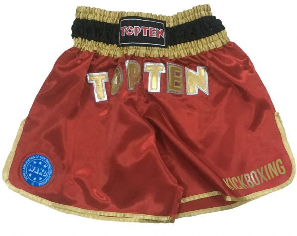 Top Ten Kickboxing Shorts Approved by WAKO I rot