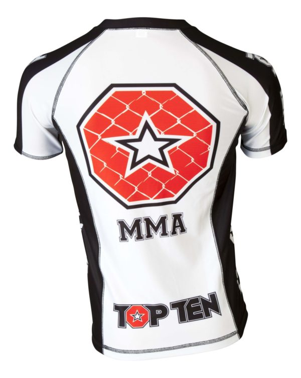 Top Ten MMA Rashguard its-in-the-cage