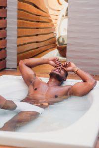 Entspannung Baden Körperliche Leistungsfähigkeit verbessern