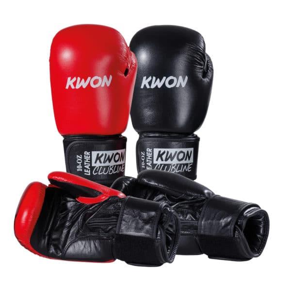 KWON Boxhandschuhe Pointer Echtleder
