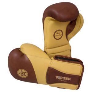 TOP TEN Boxhandschuhe Coach Gloves Heritage Focus
