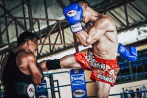 Thaiboxen Muay Thai Kickboxen Trainingsplan